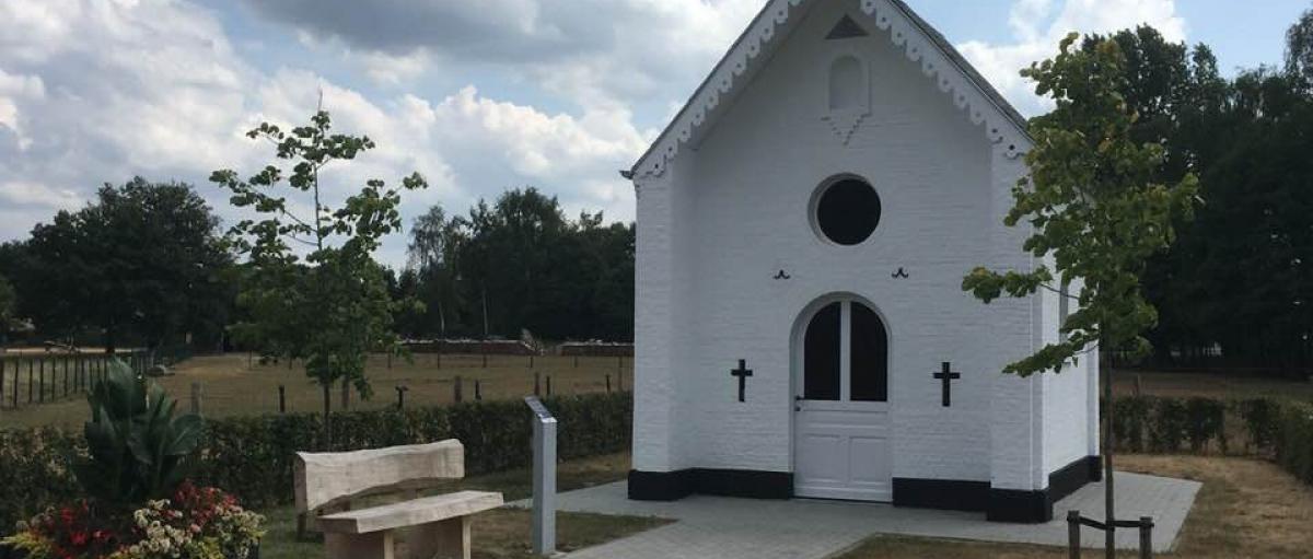 Sint-Jozefkapel in Gestel