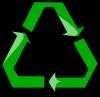 Symbool recycleren