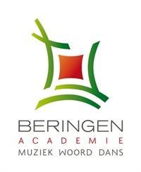 Logo Academie voor muziek woord dans