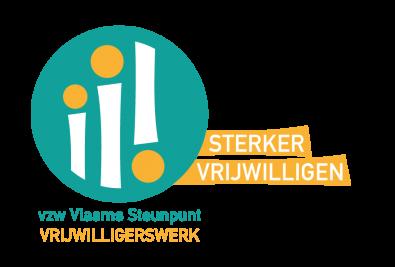Vlaams Steunpunt Vrijwilligerswerk - logo