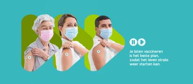 Lummen vaccineert