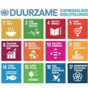 Duurzame Ontwikkelingsdoelstellingen - affiche