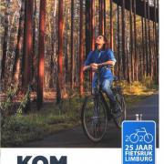 Fietsroutenetwerk Limburg - kaart 2020-2021