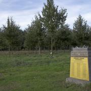 Millenniumsteen met namen