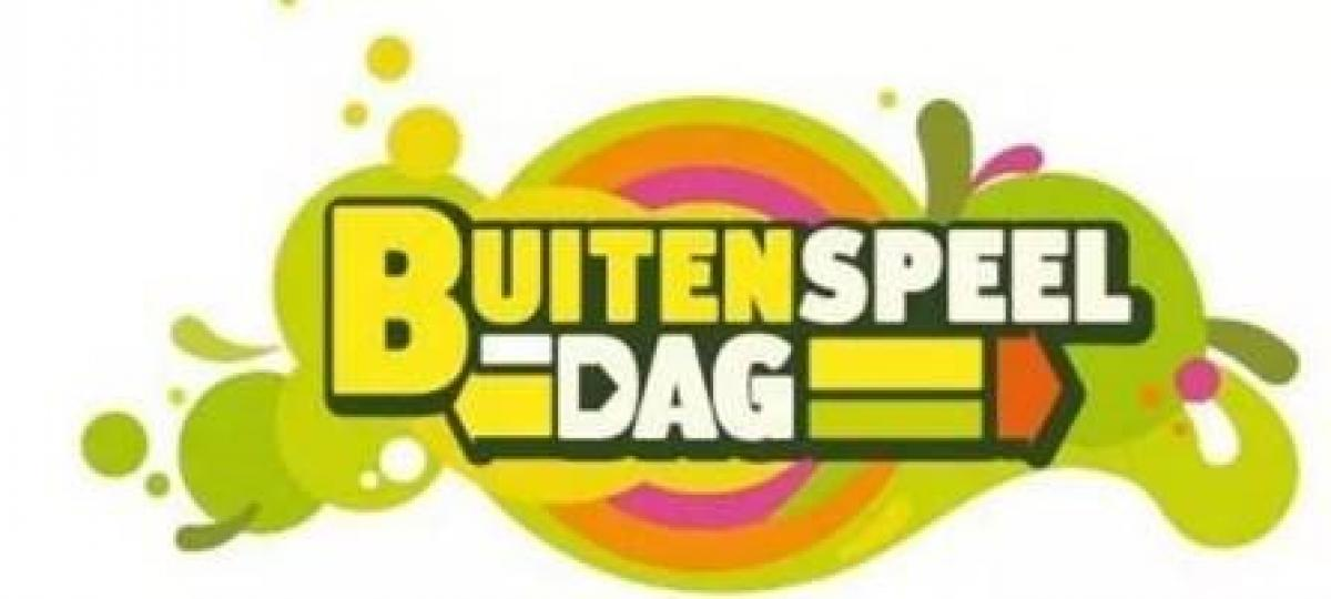 Buitenspeeldag - logo