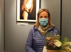 Eerste eervolle vermelding PBK 2020 - Greta Orens met werk 'Kato'