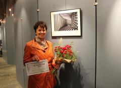 Tweede eervolle vermelding PBK 2020 - Betty De Smedt met werk 'Untitled #158'