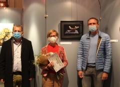Winnaar PBK 2020 - Diane Cruysberghs met werk 'Blazen'