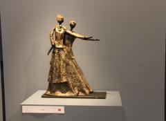 Winnaar publieksprijs beste beeld - Francine Demot 'Tango'