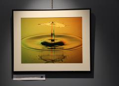 Winnaar publieksprijs beste foto - Maurits Boon 'Twee druppels water'